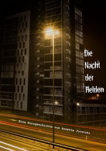 Nacht der Helden Kurzgeschichte Cover